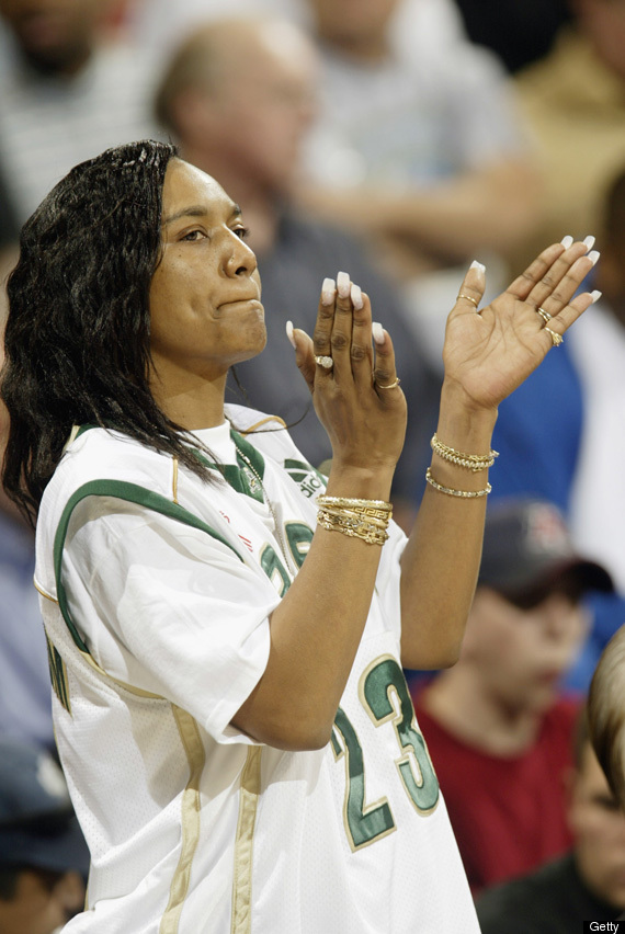 lebron james mother and father. Lebron#39;s Mother Arrested!